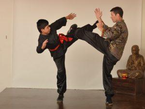 Tibetan Kung Fu
