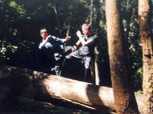Kung Fu Seminar Thailand 1999